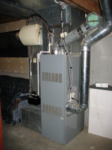 type of furnace