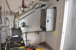types of residential boilers