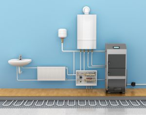 heating systems in home