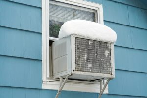 cover your window air conditioner