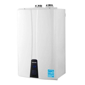 benefits of Navien tankless water heaters