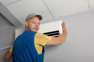install your air conditioning unit